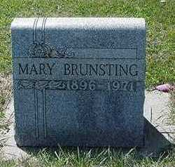BRUNSTING, MARY - Sioux County, Iowa | MARY BRUNSTING