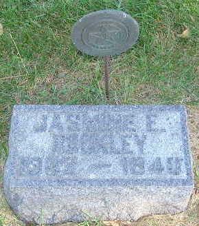 BUCKLEY, JASMINE E. - Sioux County, Iowa | JASMINE E. BUCKLEY