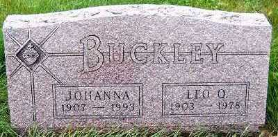 BUCKLEY, LEO Q. - Sioux County, Iowa | LEO Q. BUCKLEY