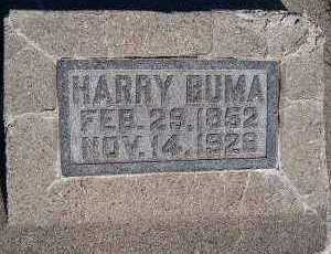 BUMA, HARRY - Sioux County, Iowa | HARRY BUMA