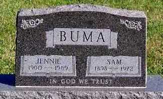BUMA, SAM - Sioux County, Iowa | SAM BUMA