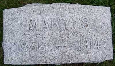 BUNTING, MARY S. - Sioux County, Iowa | MARY S. BUNTING