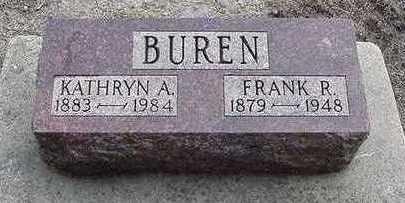 BUREN, FRANK - Sioux County, Iowa | FRANK BUREN