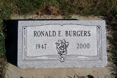 BURGERS, RONALD E. - Sioux County, Iowa | RONALD E. BURGERS