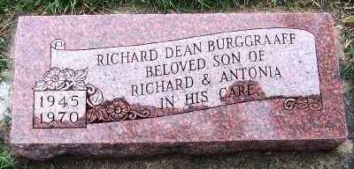 BURGGRAAFF, RICHARD DEAN - Sioux County, Iowa | RICHARD DEAN BURGGRAAFF