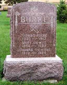 BURKE, THOMAS (1830-1912) - Sioux County, Iowa | THOMAS (1830-1912) BURKE