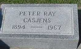 CASJENS, PETER RAY - Sioux County, Iowa | PETER RAY CASJENS