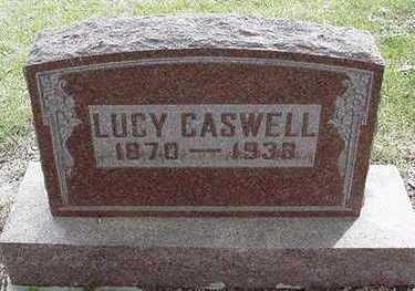 CASWELL, LUCY - Sioux County, Iowa | LUCY CASWELL