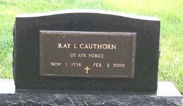 CAUTHORN, RAY L. - Sioux County, Iowa | RAY L. CAUTHORN