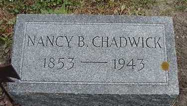 CHADWICK, NANCY B. - Sioux County, Iowa | NANCY B. CHADWICK