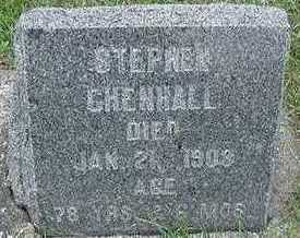 CHENHALL, STEPHEN - Sioux County, Iowa | STEPHEN CHENHALL