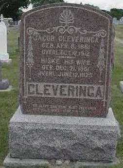 CLEVERINGA, JACOB - Sioux County, Iowa | JACOB CLEVERINGA