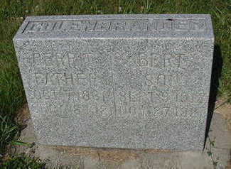 COLENBRANDER, GERRIT - Sioux County, Iowa | GERRIT COLENBRANDER
