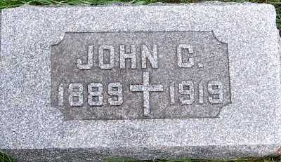 CROWLEY, JOHN C. - Sioux County, Iowa | JOHN C. CROWLEY