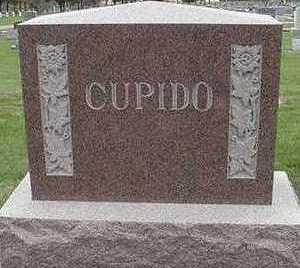 CUPIDO, HEADSTONE - Sioux County, Iowa | HEADSTONE CUPIDO