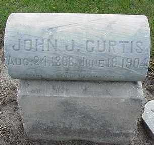 CURTIS, JOHN J. - Sioux County, Iowa | JOHN J. CURTIS