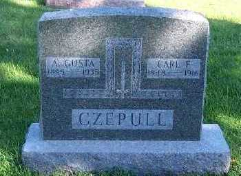 CZEPULL, CARL F. - Sioux County, Iowa | CARL F. CZEPULL