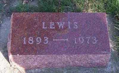 DAHL, LEWIS - Sioux County, Iowa | LEWIS DAHL