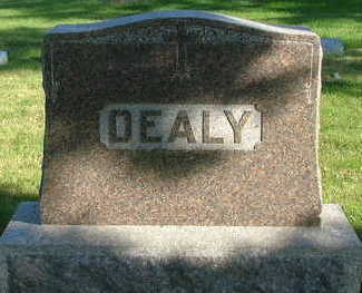 DEALY, HEADSTONE FAMILY - Sioux County, Iowa | HEADSTONE FAMILY DEALY