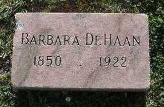 DEHAAN, BARBARA - Sioux County, Iowa | BARBARA DEHAAN