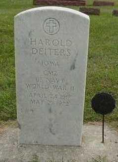 DEITERS, HAROLD - Sioux County, Iowa | HAROLD DEITERS