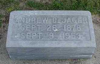 DEJAGER, ANDREW - Sioux County, Iowa | ANDREW DEJAGER