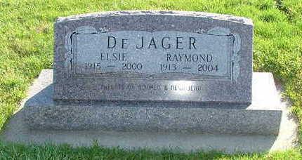 DEJAGER, RAYMOND - Sioux County, Iowa | RAYMOND DEJAGER