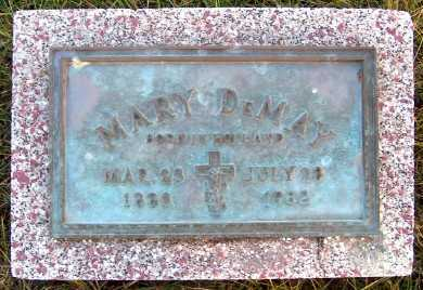 DEMAY, MARY (1880-1932) - Sioux County, Iowa   MARY (1880-1932) DEMAY