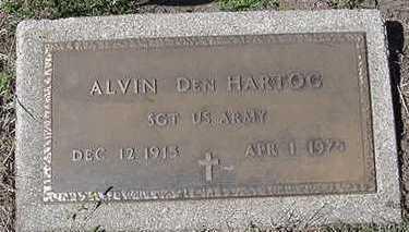 DENHARTOG, ALVIN - Sioux County, Iowa | ALVIN DENHARTOG