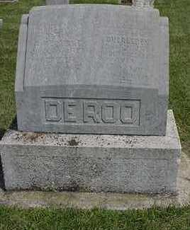 ZORGE DEROO, WILHELMINA - Sioux County, Iowa | WILHELMINA ZORGE DEROO