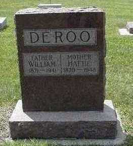 DEROO, WILLIAM - Sioux County, Iowa | WILLIAM DEROO