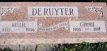 DERUYTER, NELLIE - Sioux County, Iowa | NELLIE DERUYTER