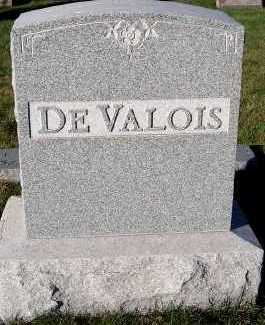 DEVALOIS, FAMILY HEADSTONE - Sioux County, Iowa | FAMILY HEADSTONE DEVALOIS