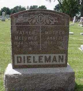 DIELEMAN, AARTJE - Sioux County, Iowa | AARTJE DIELEMAN