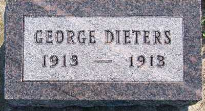 DIETERS, GEORGE - Sioux County, Iowa | GEORGE DIETERS