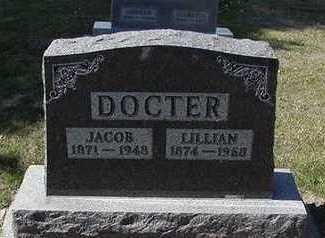 DOCTER, LILLIAN (MRS. JACOB) - Sioux County, Iowa | LILLIAN (MRS. JACOB) DOCTER