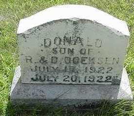 DOEKSEN, DONALD - Sioux County, Iowa | DONALD DOEKSEN