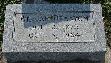 DRAAYOM, WILLIAM - Sioux County, Iowa | WILLIAM DRAAYOM