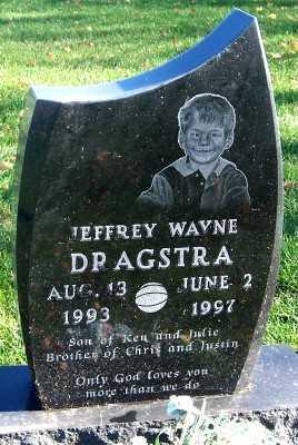 DRAGSTRA, JEFFREY WAYNE - Sioux County, Iowa | JEFFREY WAYNE DRAGSTRA
