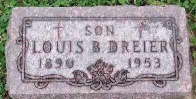 DREIER, LOUIS B. - Sioux County, Iowa | LOUIS B. DREIER