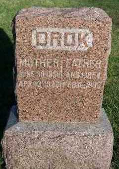 DROK, MOTHER - Sioux County, Iowa | MOTHER DROK