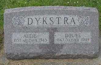 DYKSTRA, DOUWE - Sioux County, Iowa | DOUWE DYKSTRA