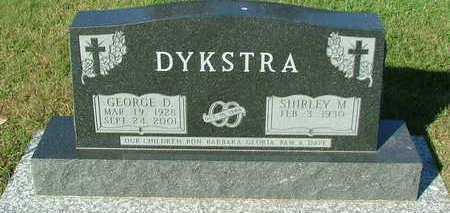 DYKSTRA, GEROGE D. - Sioux County, Iowa | GEROGE D. DYKSTRA