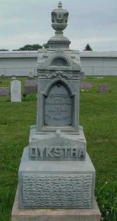 DYKSTRA, SIMON - Sioux County, Iowa | SIMON DYKSTRA