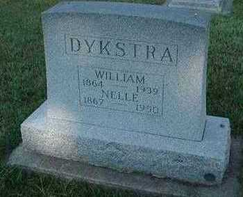 DYKSTRA, WILLIAM - Sioux County, Iowa | WILLIAM DYKSTRA