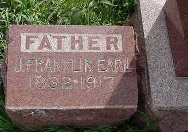 EARLL, J. F. FRANKLIN - Sioux County, Iowa | J. F. FRANKLIN EARLL