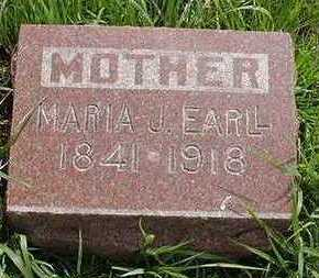EARLL, MARIA J. - Sioux County, Iowa | MARIA J. EARLL