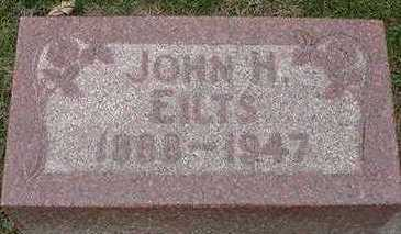 EILTS, JOHN H. - Sioux County, Iowa | JOHN H. EILTS