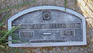 ELLEN, RAY - Sioux County, Iowa | RAY ELLEN
