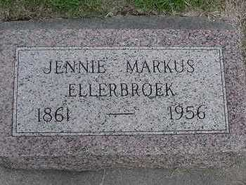 ELLERBROEK, JENNIE - Sioux County, Iowa | JENNIE ELLERBROEK